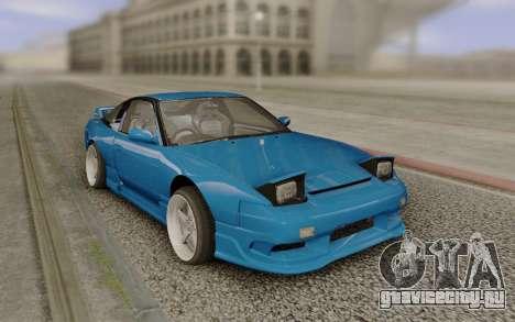 Nissan 180SX Tuning для GTA San Andreas