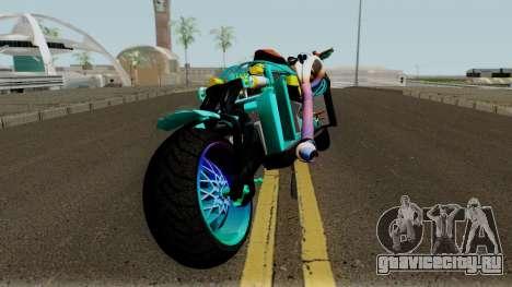 Far Concept Hyperbike Engine Ford v8 для GTA San Andreas