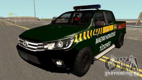 Toyota Hillux - Tuzszeresz для GTA San Andreas