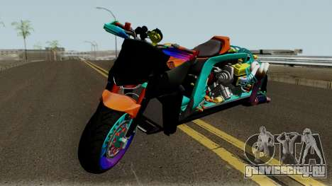 Far Concept Hyperbike Engine Ford v8 для GTA San Andreas