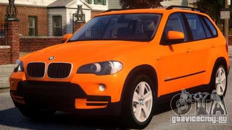 BMW X5 E70 V1.1 для GTA 4