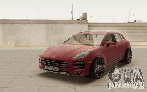 Porsche Macan [ver. 1.0] для GTA San Andreas