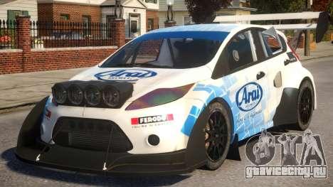 Ford Fiesta OMSE V1.2 для GTA 4