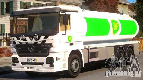 Mercedes-Benz BP Gas Fuel для GTA 4