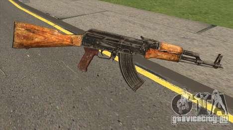 Escape From Tarkov AKM для GTA San Andreas