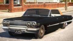 1963 Chevrolet Impala (4 Doors) для GTA 4