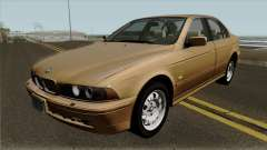 BMW 5-Series e39 525i 2001 (US-Spec) для GTA San Andreas