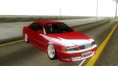 Toyota Chaser Stock для GTA San Andreas