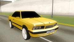 BMW 5-er E28 RUS Plates для GTA San Andreas