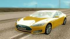 Tesla Model S Auto для GTA San Andreas