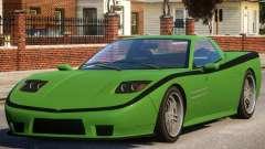 Corvette Mod для GTA 4