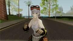 Gods Eater: Ressurection - Licca Kusunoki для GTA San Andreas