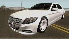 Mercedes-Benz Maybach X222 для GTA San Andreas