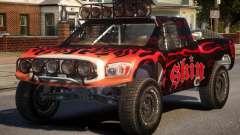 Dodge Ram Trophy Truck (DiRT2) для GTA 4