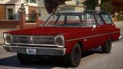Plymouth Belvedere V1.1 для GTA 4
