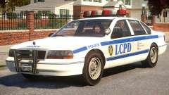 Declasse Premier Police для GTA 4