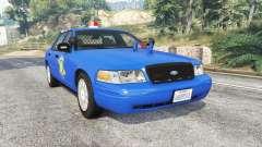 Ford Crown Victoria Police CVPI v2.0 [replace]