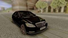 Mercedes-Benz W221 Stock для GTA San Andreas