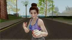 Mai Shiranui Casual для GTA San Andreas