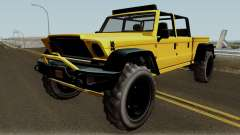Canis Kamacho GTA V для GTA San Andreas