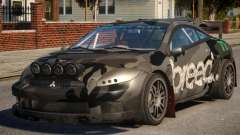 Mitsubishi Eclipse GT PJ3