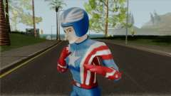 Captain Coulson From Avengers Academy для GTA San Andreas