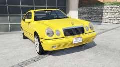 Mercedes-Benz E 420 (W210) v1.1 [add-on] для GTA 5