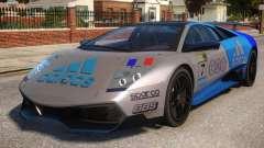 Lamborghini GT3 CUP Addidas Team