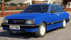 Chevrolet Chevette SLE 1988 для GTA 4