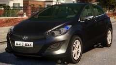 Hyundai i30 Q Car для GTA 4