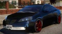 Pontiac G6 Beta для GTA 4