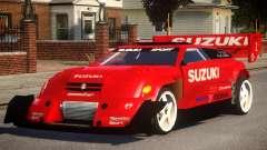 Suzuki Escudo для GTA 4