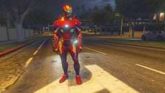 Iron Man MK50 MCOC Version для GTA 5