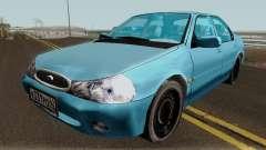 Ford Mondeo ST200 1999 2.5 V6 для GTA San Andreas