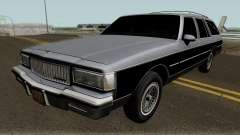 Chevrolet Caprice Hearse 1989 для GTA San Andreas