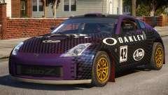 Nissan 350Z P1 для GTA 4