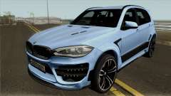 BMW X5M Regendage для GTA San Andreas