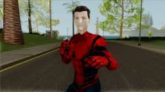 Spider-Man Homecoming Tom Holland Unmasked для GTA San Andreas