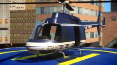 Police Helicopter New York для GTA 4
