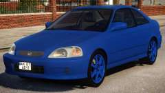 Honda Civic Si 1999 Coupe для GTA 4