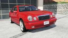 Mercedes-Benz E 420 (W210) v1.1 [replace] для GTA 5