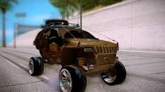 Jeep Grand Cheroke Off Road LPcars для GTA San Andreas