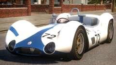Maserati Tipo 60 Birdcage V.1 для GTA 4