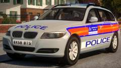 Metropolitan BMW 3 Series Galaxy Version для GTA 4