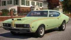 1969 Oldsmobile Cutlass Hurst 442 для GTA 4