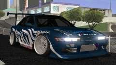 Nissan Silvia S13 Tuning для GTA San Andreas