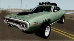 Plymouth GTX Rusty Rebel 1972 для GTA San Andreas