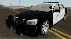 Chevrolet Caprice LAPD 2013 для GTA San Andreas