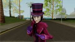 Willy Wonka (Tim Burton Version) для GTA San Andreas