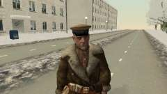 РККА в Зимней Форме для GTA San Andreas